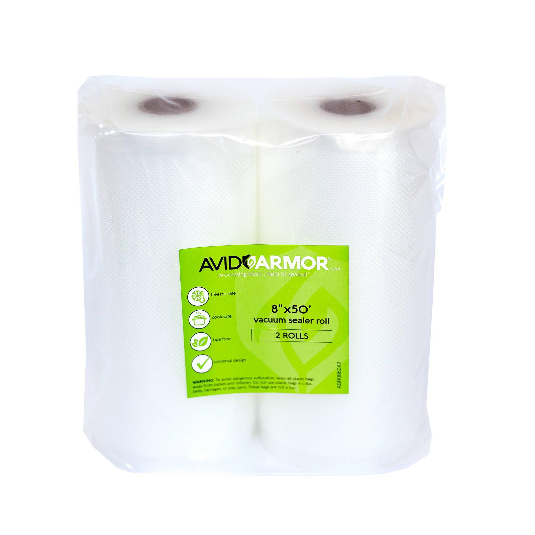 8x50 vacuum sealer roll bags for Food Saver