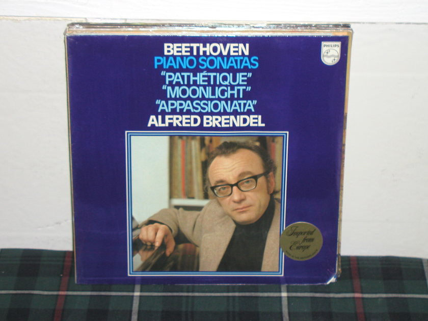 Alfred Brendel - Beethoven Piano Son Philips Import Pressing 9500
