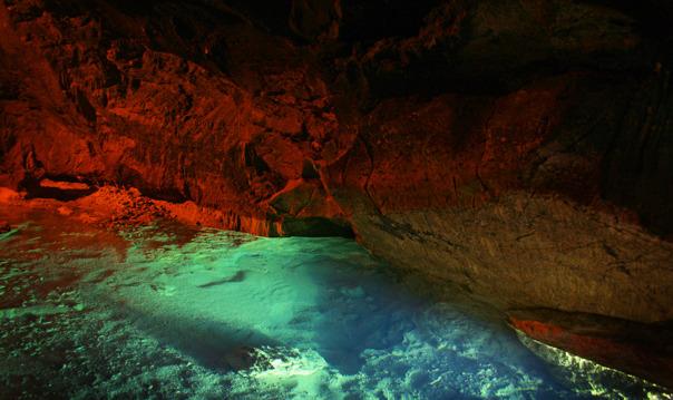 В сказочном мире пещер