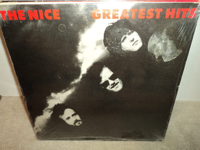 The Nice (SEALED) - Greatest Hits UK Import Immediate Label Brand New