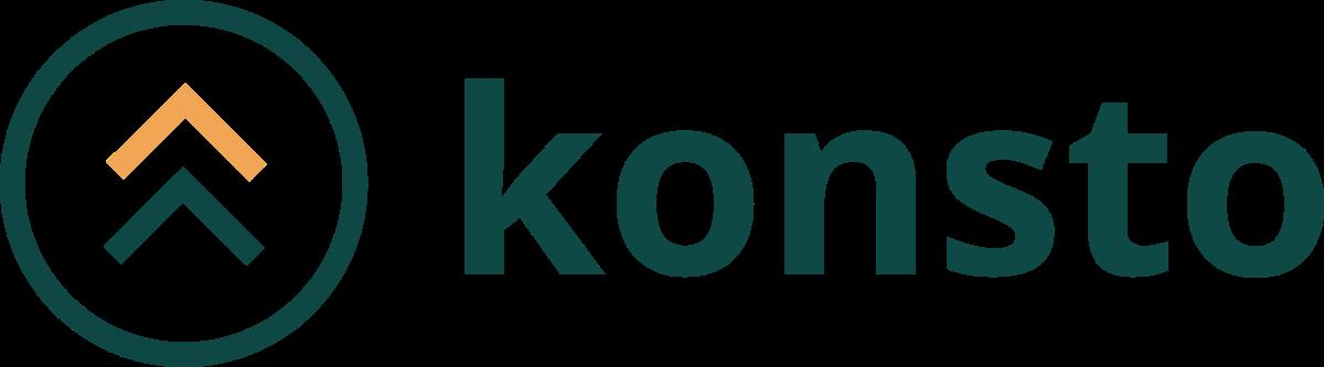 Konsto logo dark