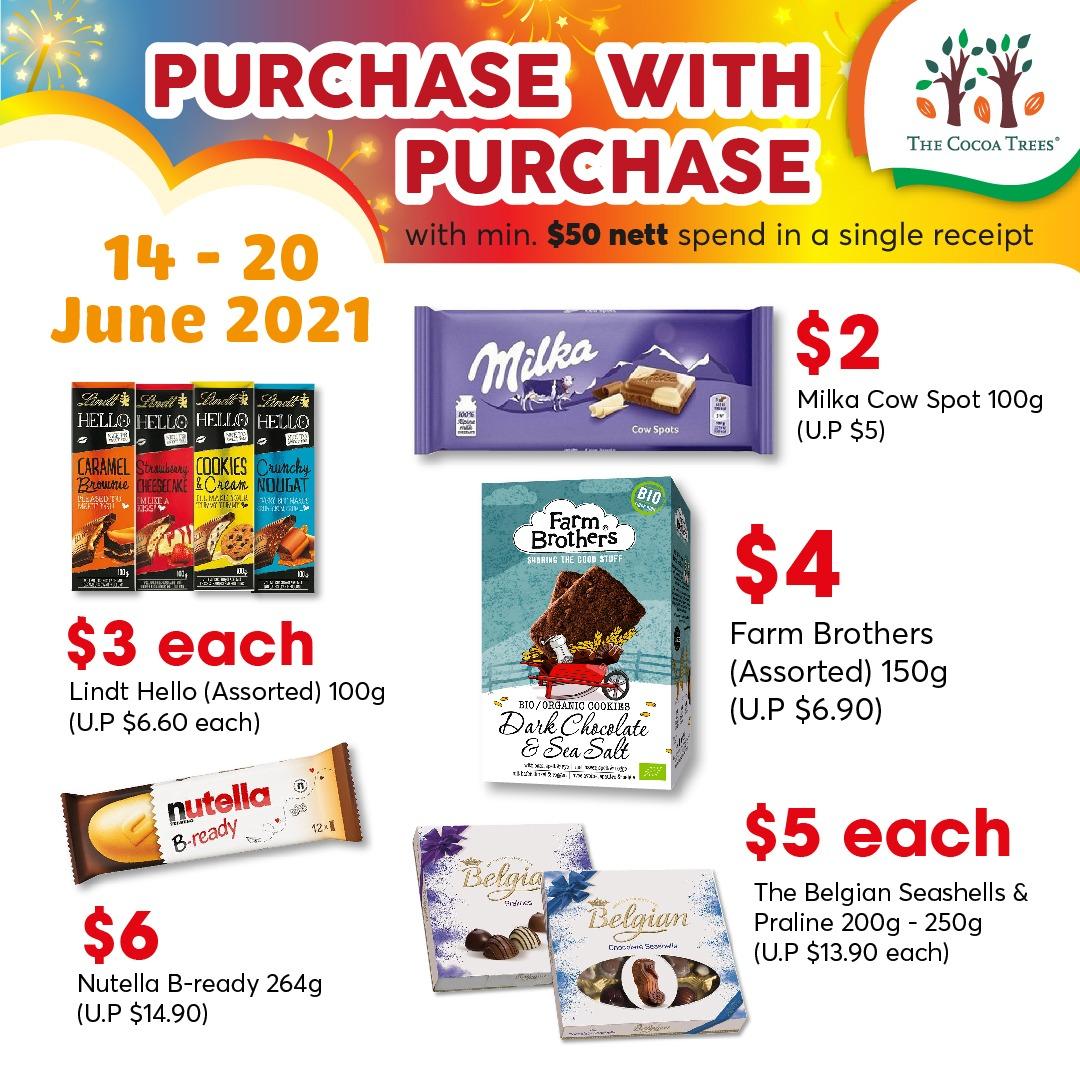 This week Specials (14 - 20 June)