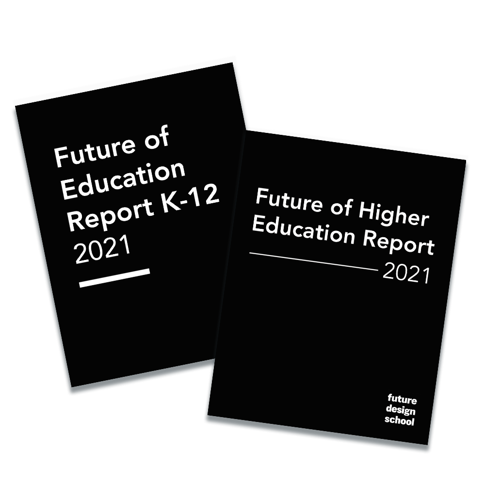 The Future of Education Report covers