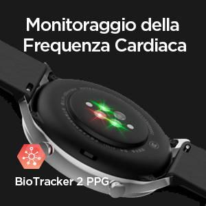 Amazfit GTR 2 - Stai al Sicuro con gli Avvisi di Frequenza Cardiaca Elevata.