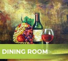 DIning Room, Kitchen Paintings