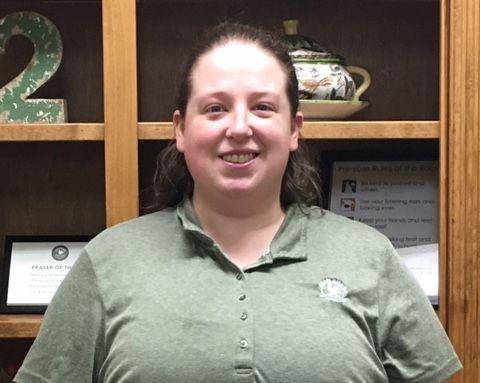 Ms. Jaime Cox , Teacher Assistant