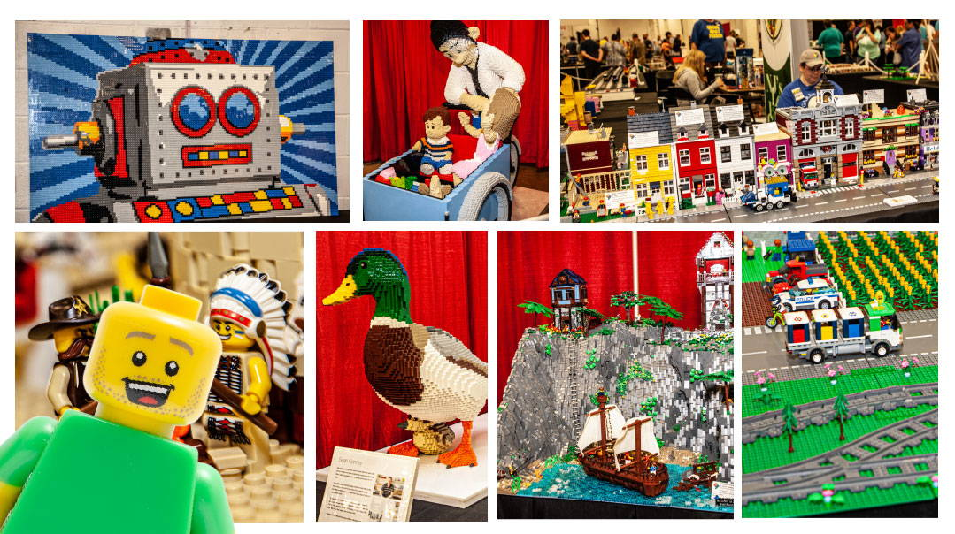 lego awesome builds