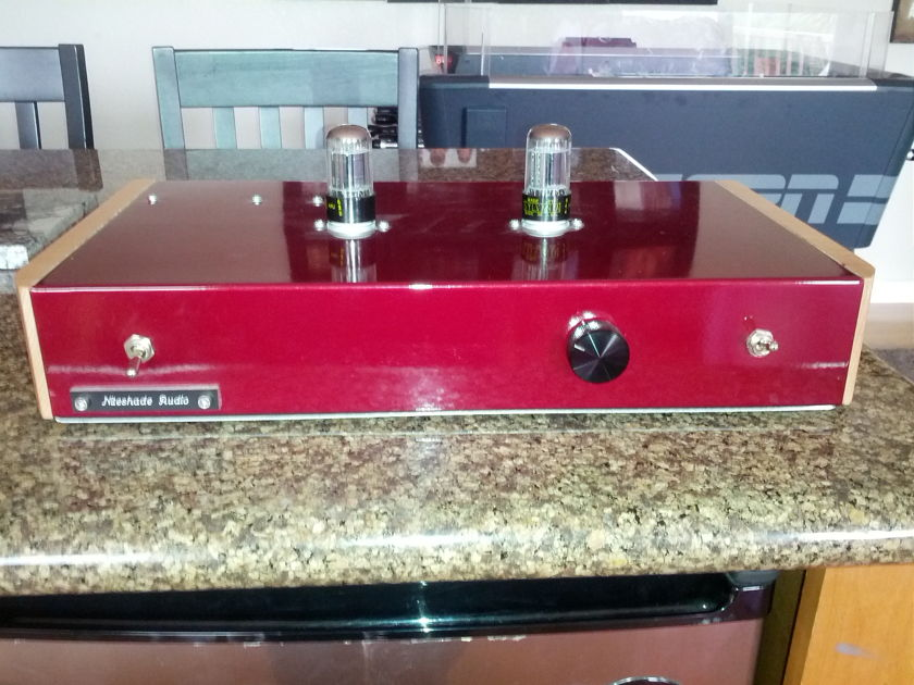 Niteshade Audio Beacon Two great tube preamp