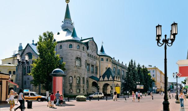 Экскурсия по Нижнему Новгороду - ул. Большая Покровская