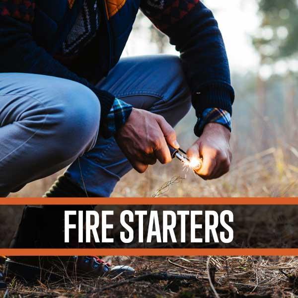FIRE STARTERS MAGNESIUM FERRO