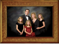 Exclusive Family Portrait plus a Luxury 5 Diamond Hotel Stay in New York or Palm Beach from Bradford Portraits