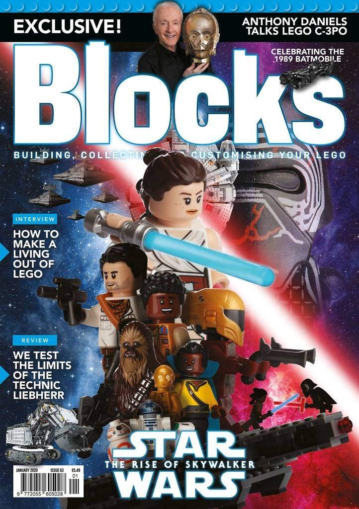 LEGO Blocks Magazine
