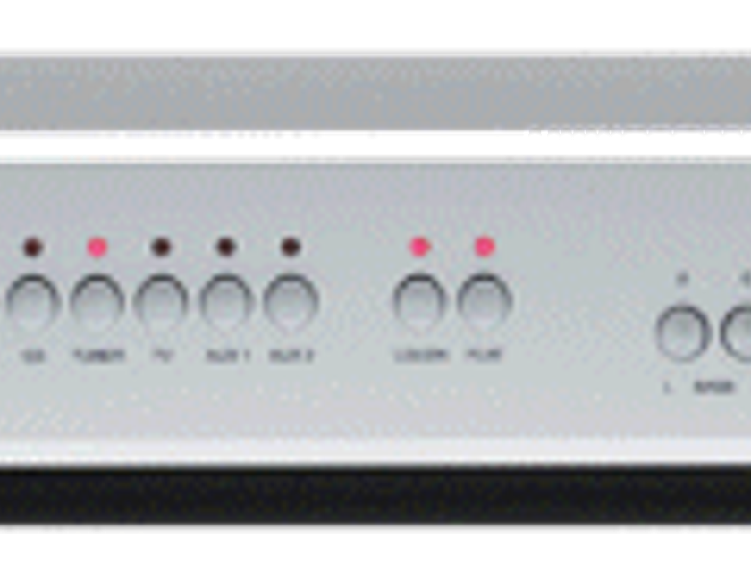 T+A P1230R  Stereo Preamp in a Black Finish