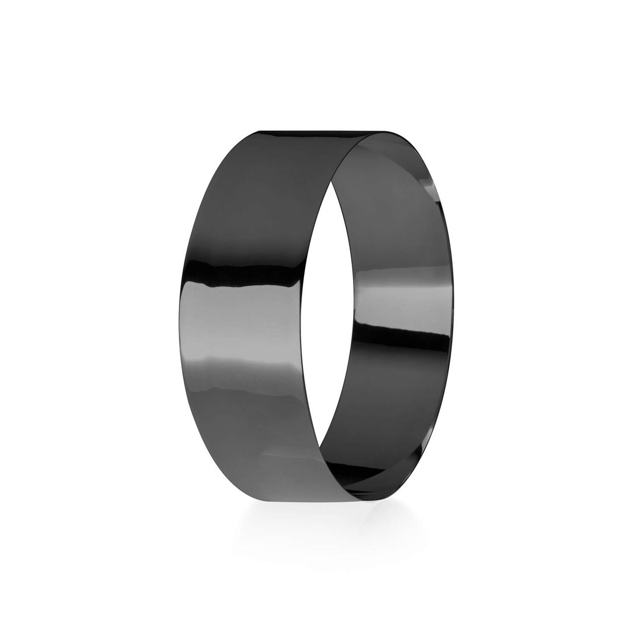 Band in Black Nickel