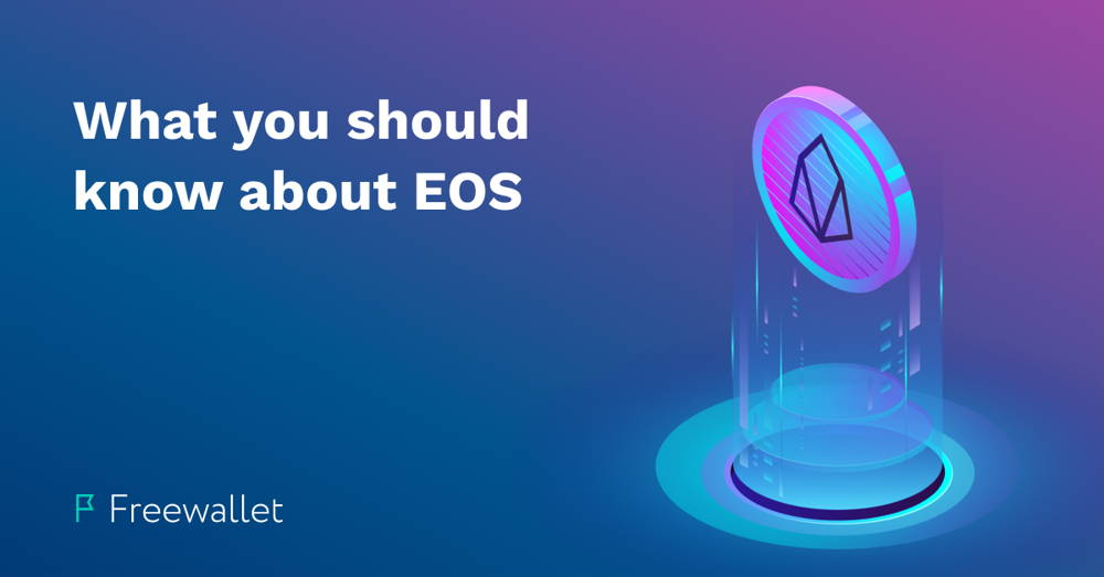 What you should know about EOS