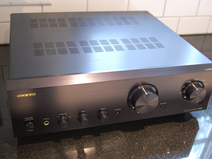 Onkyo A-9555 Integrated Amplifier