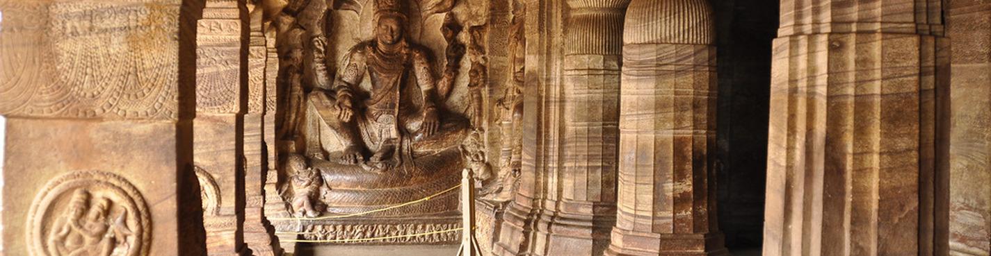 Архитектурные институты древности: Бадами, Паттадакал и Айхоле