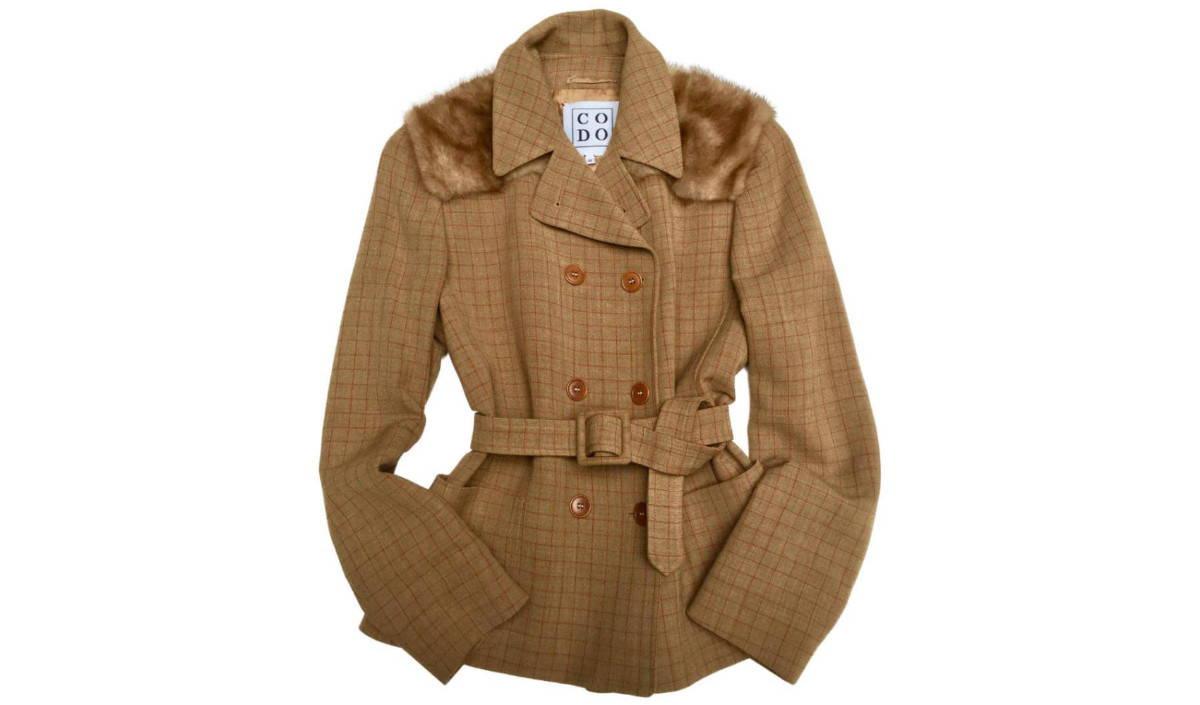 CODOGIRL Refashioned Vintage Jacket