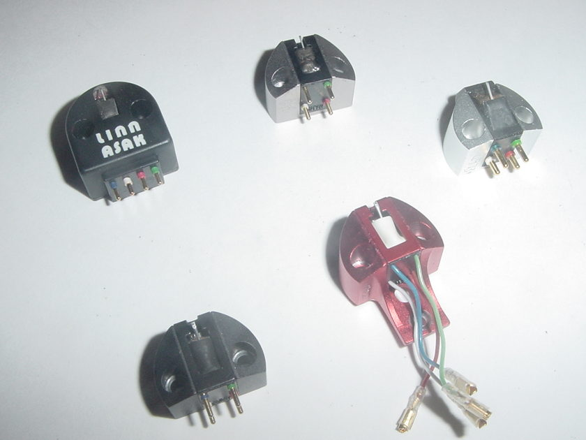 Linn Asaka low output MC cartridge LOMC Supex/Koetsu made