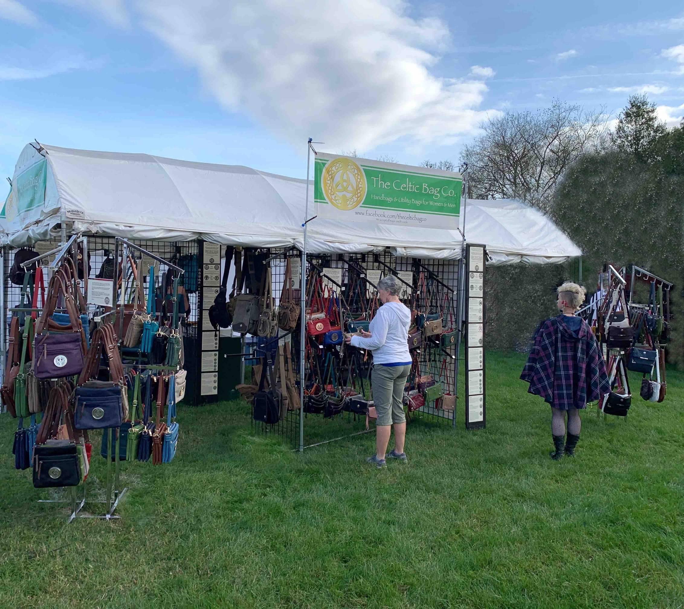 The Celtic Bag Co. Celtic Festival Online
