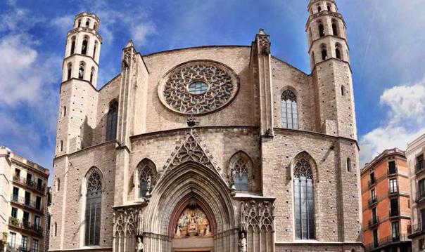Экскурсия по готическому кварталу в Барселоне