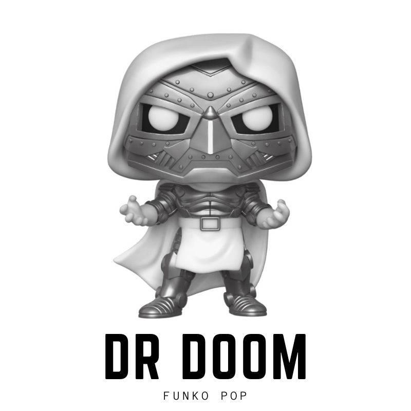 1000-3000, Bobble head, bobble-heads, Dr Doom, fantastic-four, funko, marvel, Marvel Comics, Superhero, pop