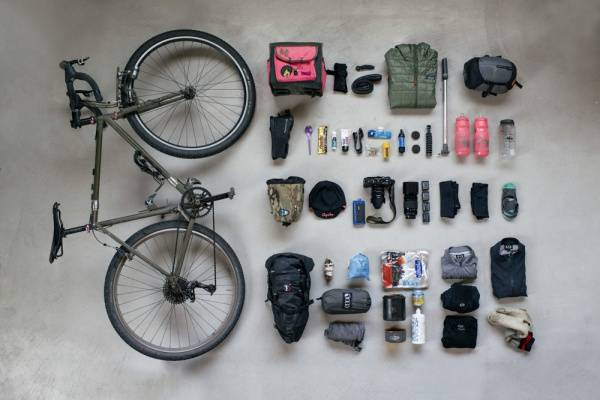 Bike Touring Kit List
