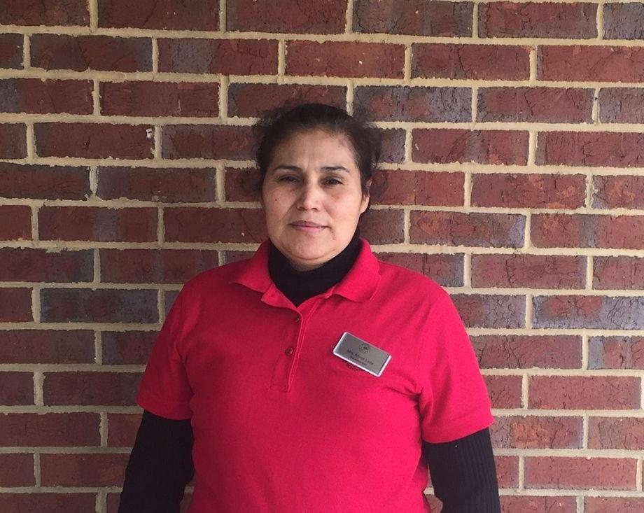 Mrs. Lazo , Housekeeping