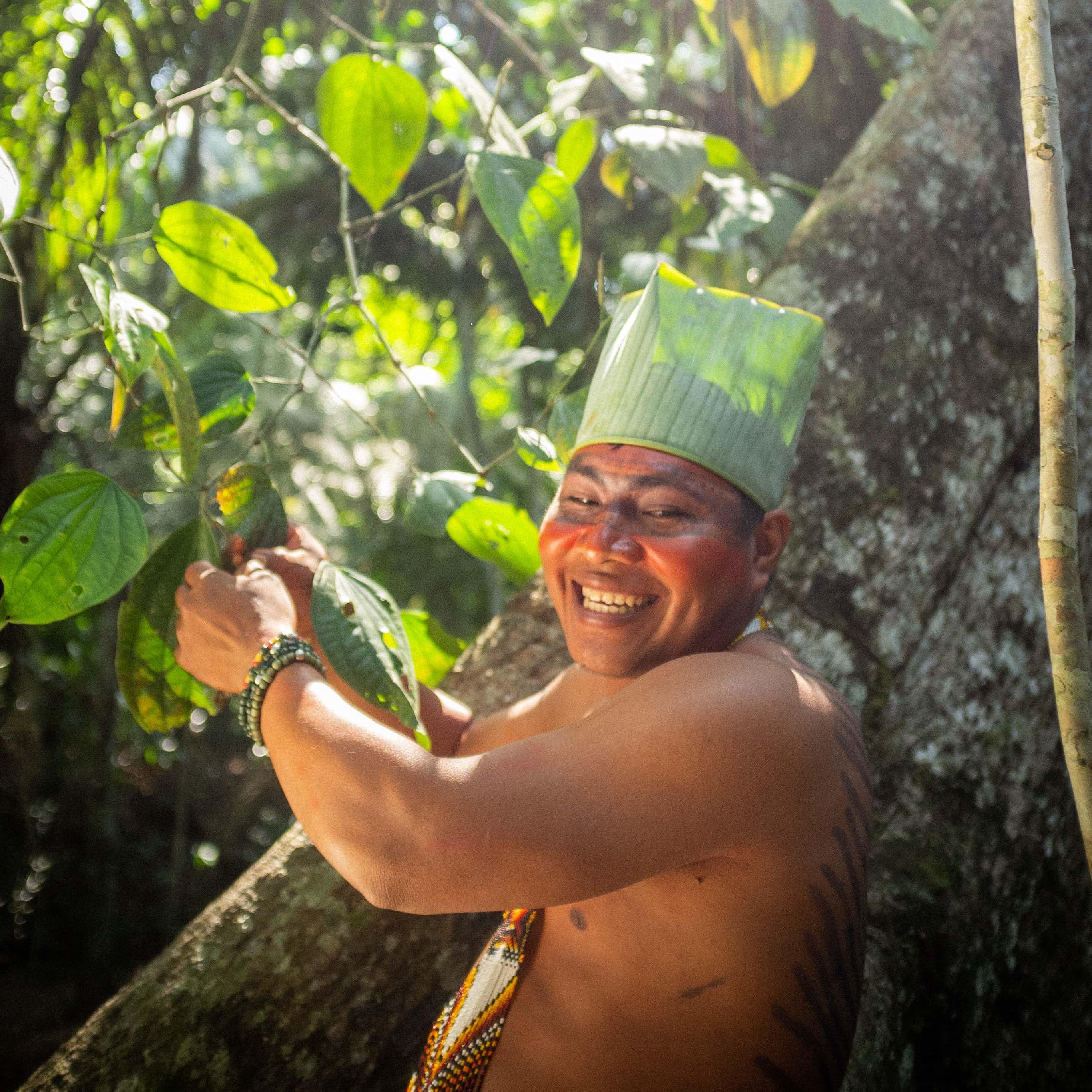 Yawanawá community member
