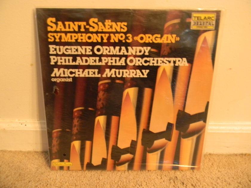 Michael Murray - Eugene Ormandy/Philadelphia Orchestra - Saint-Saens Symphony No. 3 Organ Telarc Digital