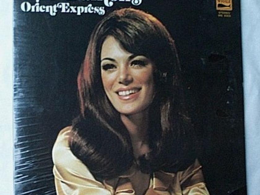 Liz Damon Orient - Express LP-rare 1970 sealed album-white whale