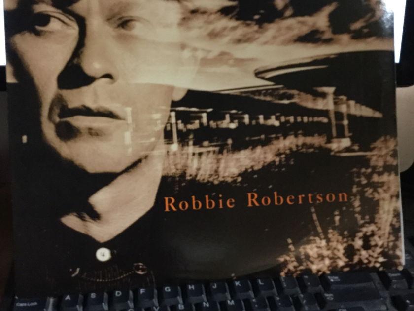 Robbie Robertson - same