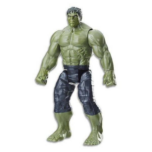 Avengers Infinity War: Hulk 6-Inch Basic Figure By Hasbro India