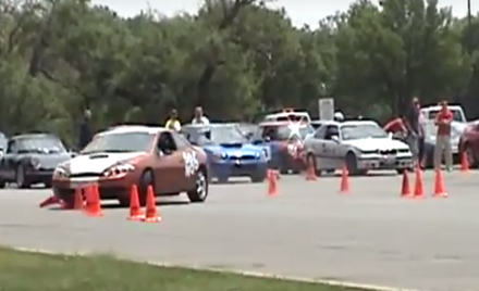 INR Autocross (Fun Event)