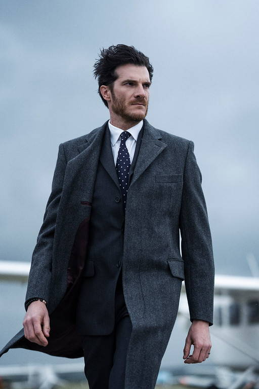 Windswept and interesting, overcoat, jacket, suiting