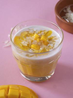 Mango Pomelo Sago Dessert