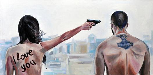 """Интерьерный Постер, """"Mane"""", 30x60 cm"""