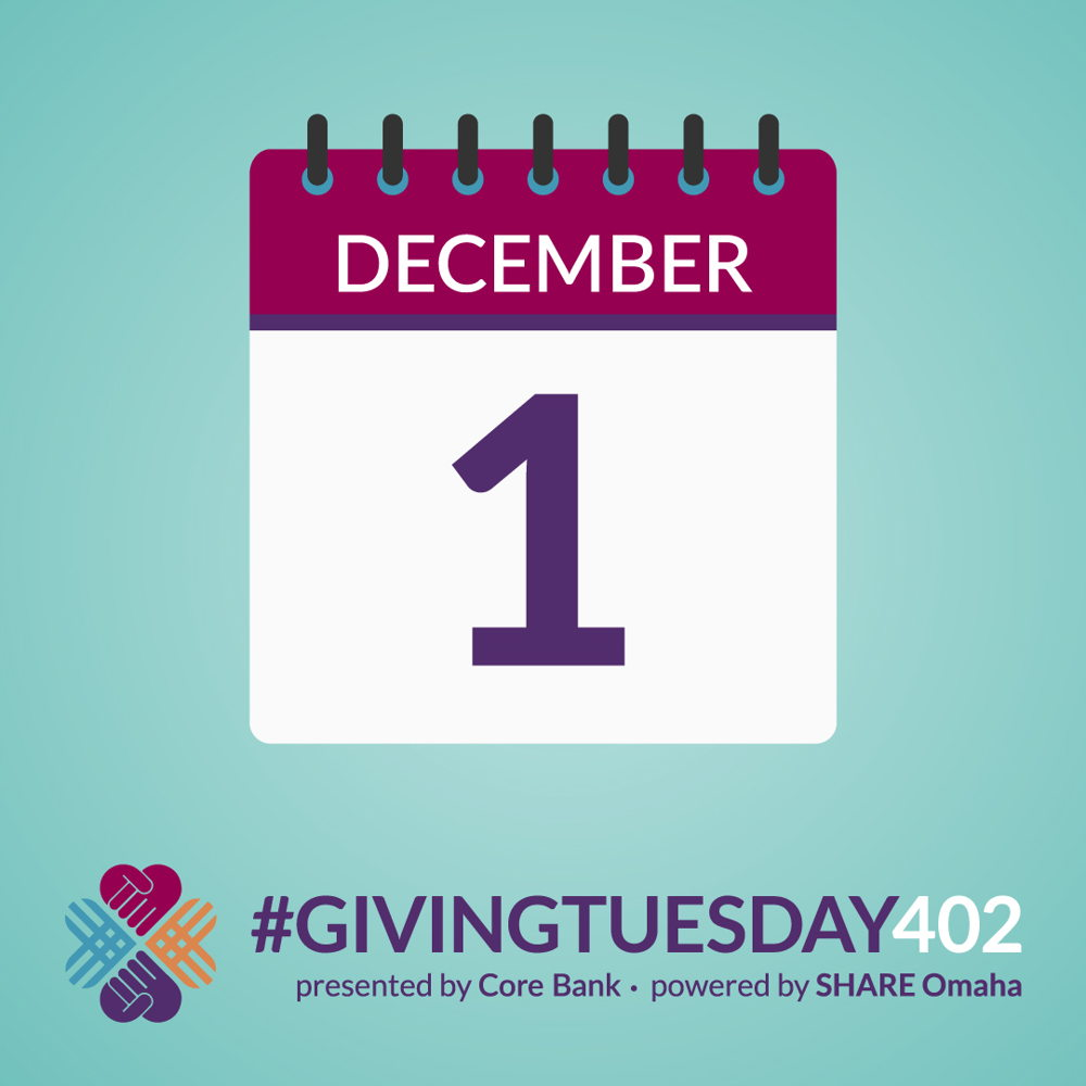 Picture of Join us for #GivingTuesday402!