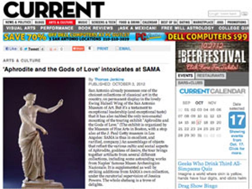 Current, Gods of Love