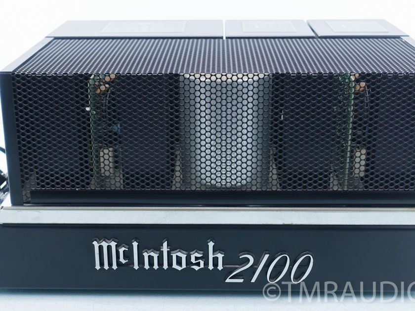 McIntosh   MC 2100 Stereo Power Amplifier (8866)