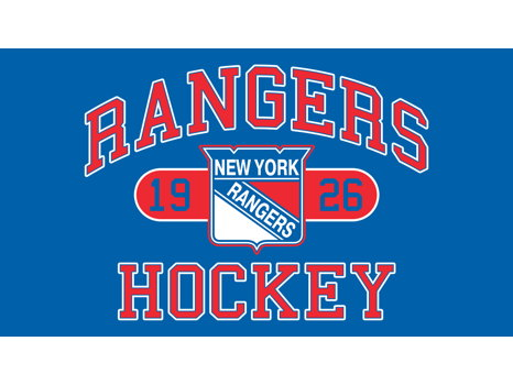 Two New York Rangers Center Ice Tickets