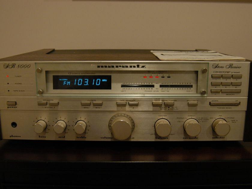 Marantz SR8000  1970s model