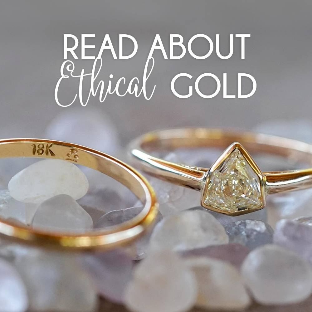 What's the deal with ethical gold jewelry?