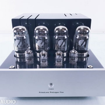 ProLogue Five; Stereo Tube Power Amplifier