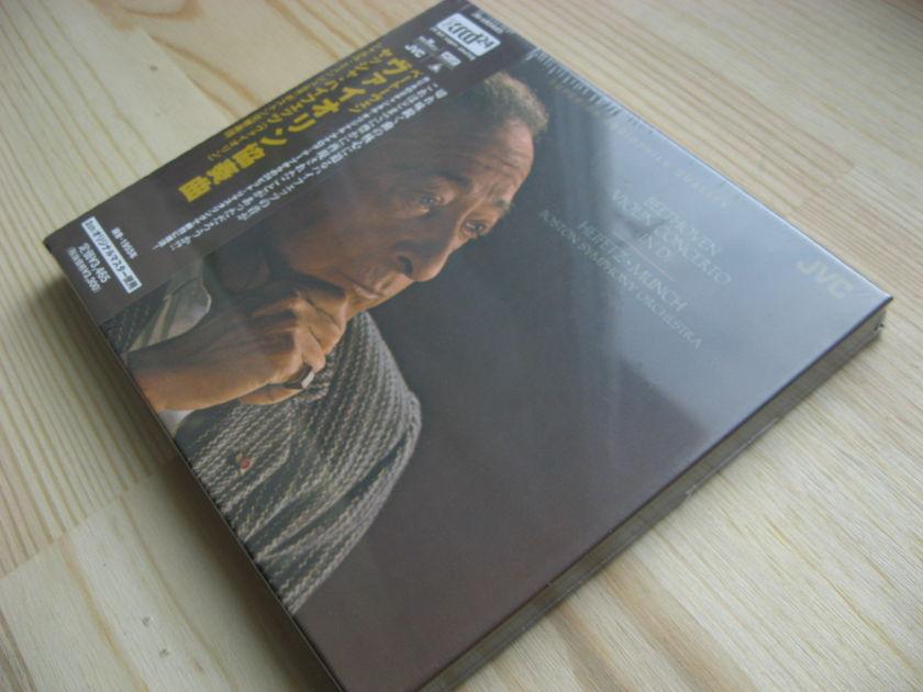 Jacha Heifetz - Beethoven Violin concerto in D XRCD