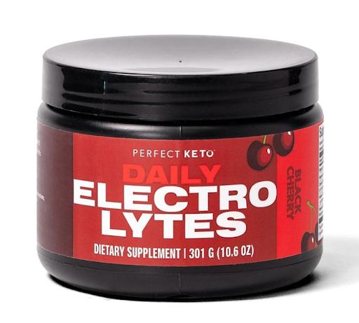 Perfect Keto Daily Electrolytes