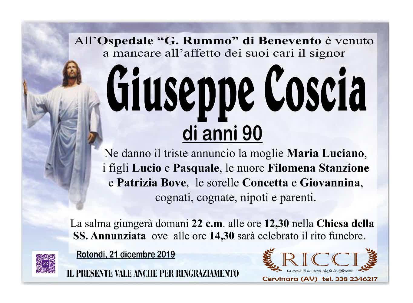 Giuseppe Coscia