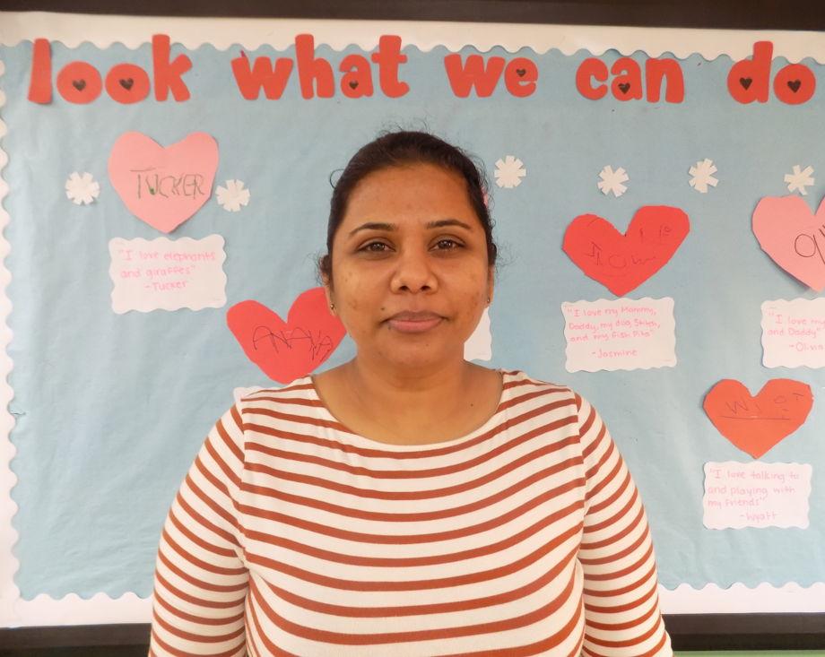 Mrs. Freeda , Preschool Teacher/Bachelor of Commerce