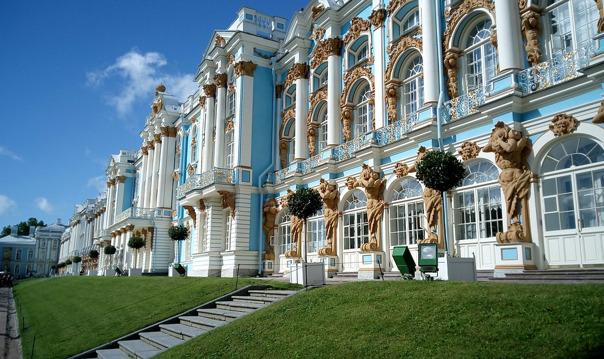 Индивидуальная экскурсия в Пушкин на микроавтобусе