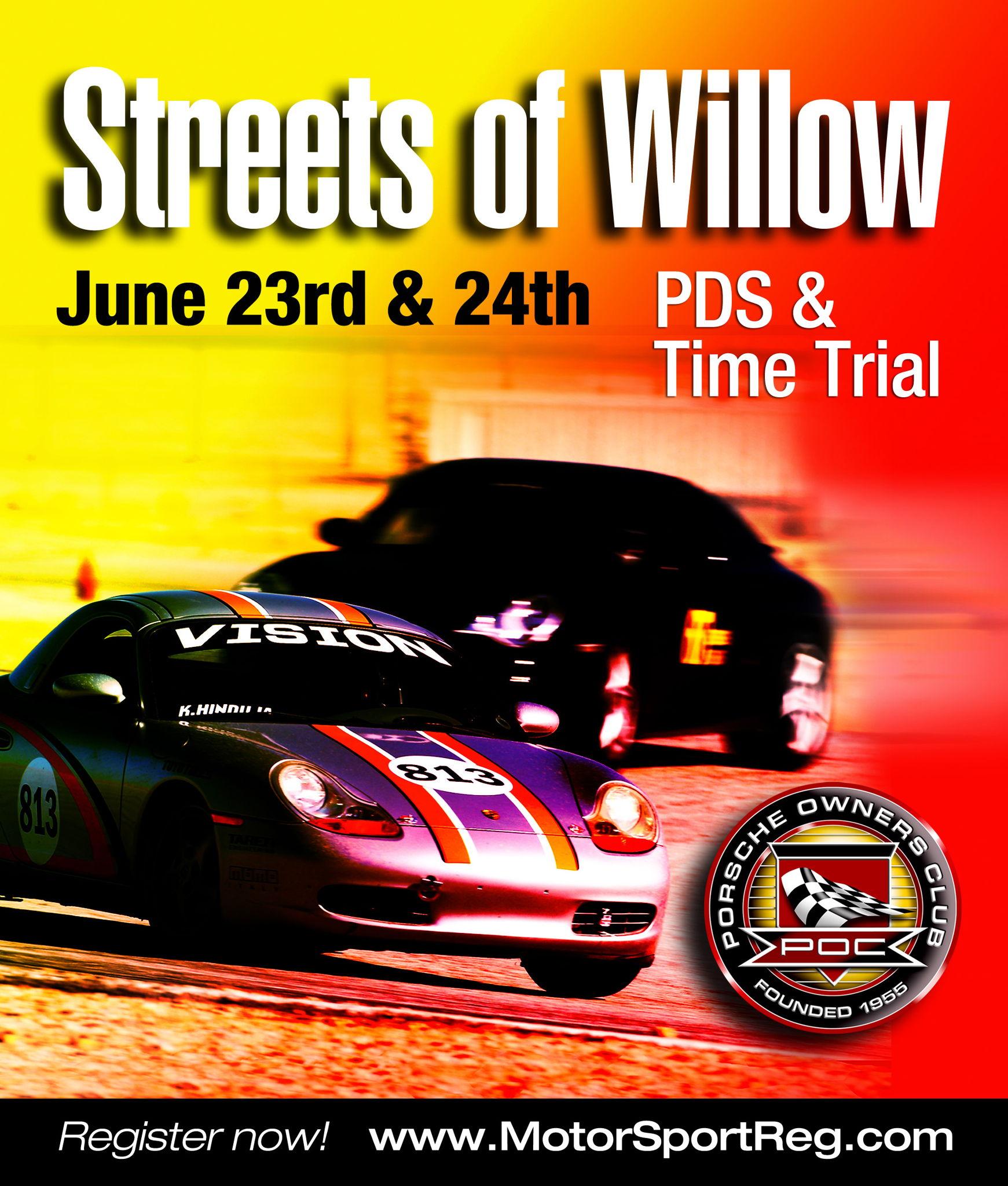 POC Streets of Willow June 23 24 2018 info on Jun 23 2018